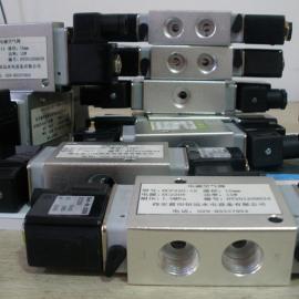 电磁气动阀DCF23S/DCF23D-4-20双电控电磁阀