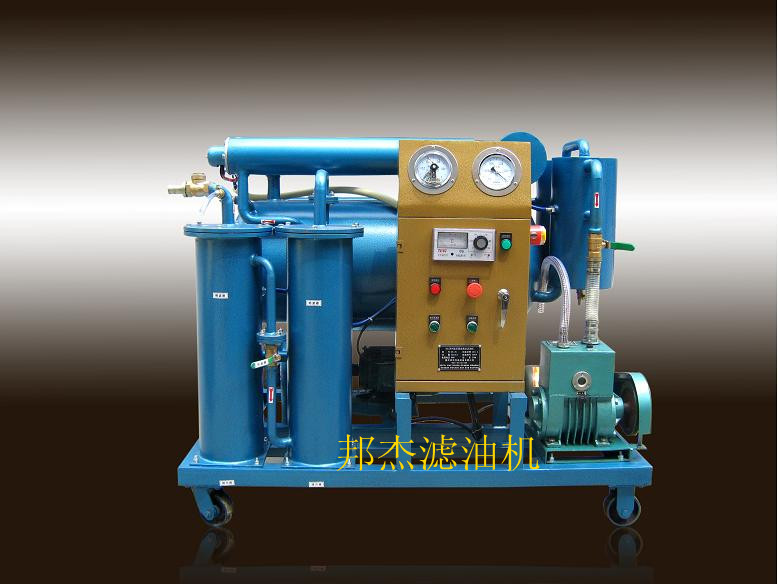 ZL-JS30系列绝缘油真空滤油机
