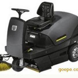 陕西西安凯驰KM 100/100 R D柴油驾驶式清扫车