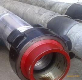 供应102mm高压4SP钻探胶管、高压由壬水龙带