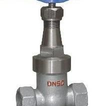 Z11H-16C-DN50铸钢丝扣闸阀内螺纹闸阀