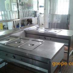 不锈钢保温菜台