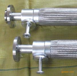【双层沥青金属软管,沥青导热油加热金属软管】