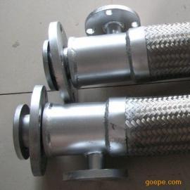 【食品厂专用金属软管,钢厂高炉吹氧用金属软管】