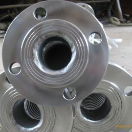 耐腐蚀不锈钢法兰连接金属软管,建利法兰连接金属软管