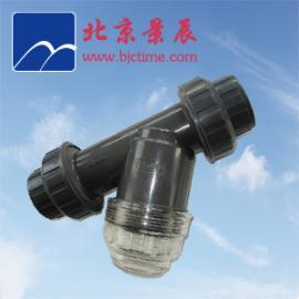 临安市(百强县)PVC材质Y型过滤器