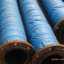 大口径钢丝骨架排吸胶管丨大口径钢丝胶管丨大口径夹布夹线胶管