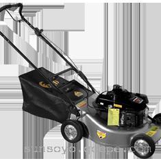 美神割草机LYL50A、美神草坪修剪机、手推式割草机