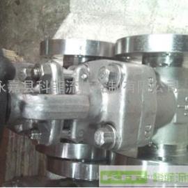 美标锻造不锈钢法兰闸阀Z41W-150LB