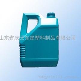 4升塑料桶,4升机油塑料桶防冻液塑料桶润滑油塑料桶