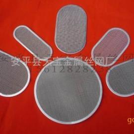 异形网片|过滤网片不锈钢过滤网片-安平县天宝金属丝网厂