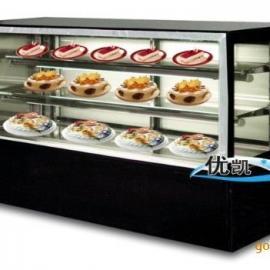 深圳蛋糕展示柜,东莞/广州蛋糕柜厂家价格-合肥优凯制冷