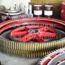 复合肥设备 回转式冷却机大齿轮配件