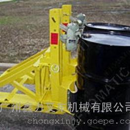 福建叉车专用夹桶器可夹钢桶_铁桶_塑料桶