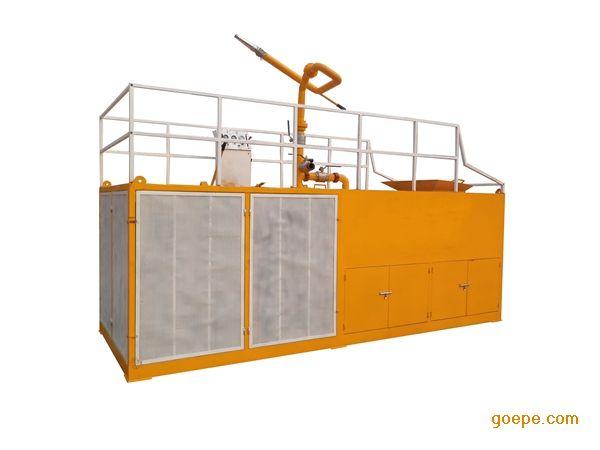 ZKP-6085型客土喷播机