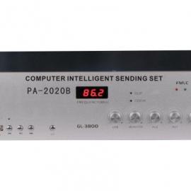 编码控制调频发射机