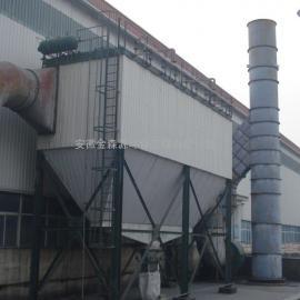 铝合金生产线专用布袋除尘器