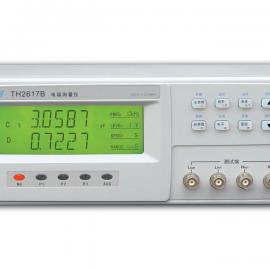 TH2617B电容测试仪|同惠电容测试仪TH2617B