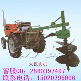 机械挖坑机,便携式挖坑机,多用植树挖坑机,大马力挖坑机z5