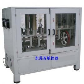 百航供应工业脚轮耐磨试验机/脚轮寿命试验机