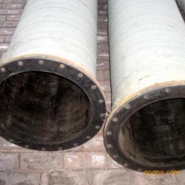 口径钢丝骨架橡管,钢丝骨架大口径橡胶管,大口径耐酸碱橡胶管