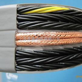 电梯扁电缆