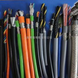 高柔性耐弯曲拖链电缆