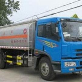 江苏化工液体运输车供应商解放6*4化工液体运输车