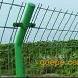 【现货直销】浸塑双边护栏网 隔离栅 围栏