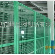 【厂家直销】框架护栏网 车间隔离栅 高速护栏网