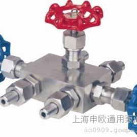 QFF3-160C-DN6铸钢流量计平衡阀