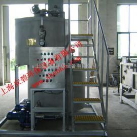 冶金废水处理PAM絮凝剂制备装置