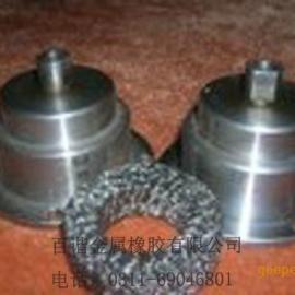大型冲床机床减震垫质量金属橡胶材料厂家直销