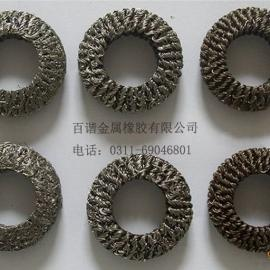 金属橡胶耐高温腐蚀使用寿命长可按图纸定制