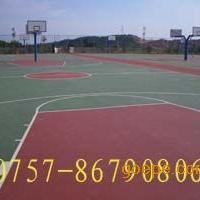 做篮球场地坪漆找爱地,篮球场地坪漆