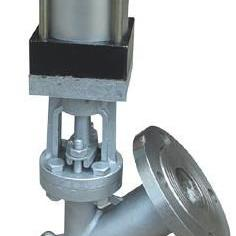 FLJ641W-16P-DN25 不锈钢气动放料阀