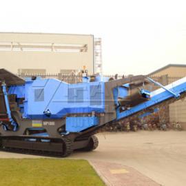 选矿履带式移动破碎站/山东履带式移动破碎站设备