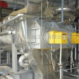 KJG系列空心浆叶干燥机用途