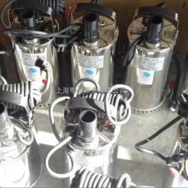 QDN3-5-0.12KW不锈钢潜水泵