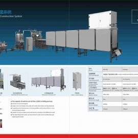 XHGD300型果胶软糖生产线