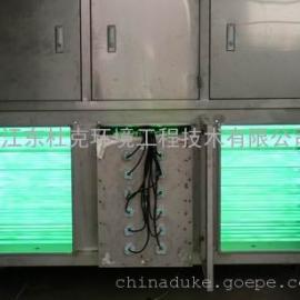 Duke污水泵站废气除臭设备|光解氧化除臭设备