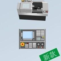西门子808D数控配V60驱动器电机