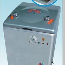 YM75B立式蒸汽灭菌器,自动加水蒸汽灭菌器,蒸汽灭菌器