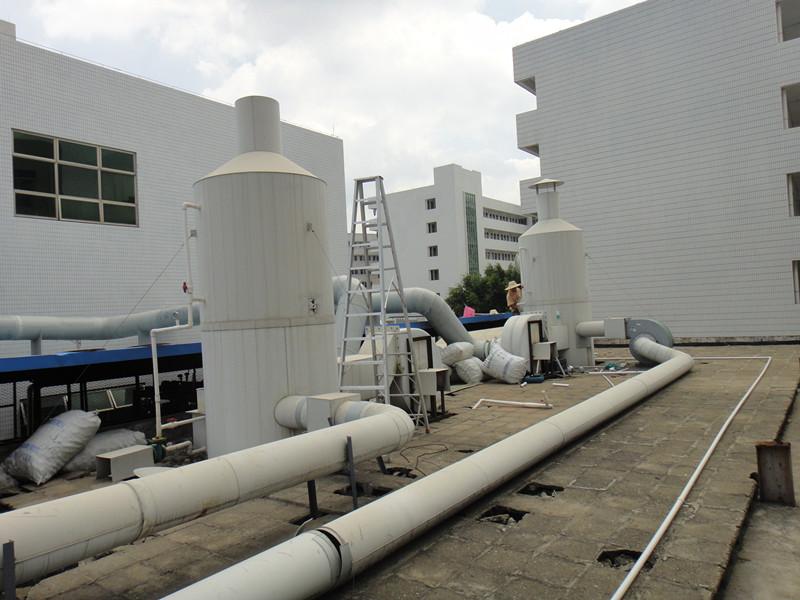 惠州酸碱废气处理设备