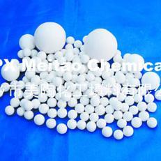 惰性氧化铝瓷球17%