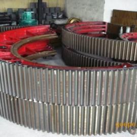 矿渣球磨机大齿轮
