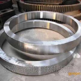 化工回转炉铸钢滚圈配件