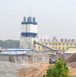 工程搅拌站价格、HZS120型工程混凝土搅拌站|淮安