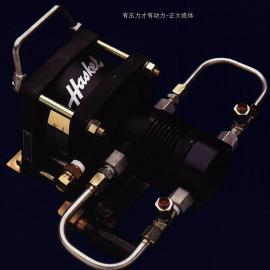 美国HASKEL气体增压泵