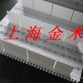 OPB白色平板链网